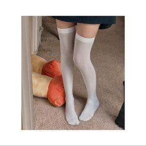 ❁ཻུ۪۪  over the knee thigh high socks — w  ❁ཻུ۪۪